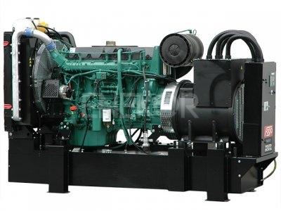 Agregat prądotwórczy FOGO FDF 400 VS